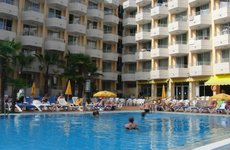 Hotel Oasis Tossa De Mar Tossa de Mar Spanien (Foto)
