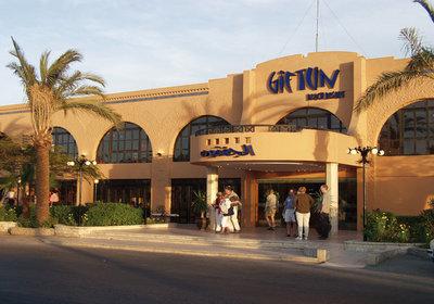 Hotel Giftun Village Hurghada Ägypten (Foto)