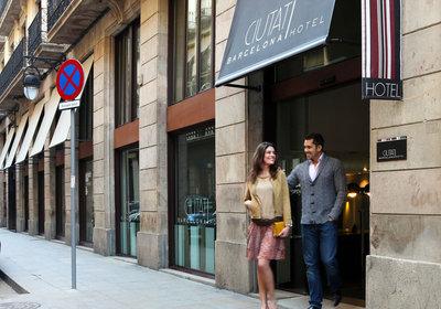 Hotel Hotel Ciutat de Barcelona Barcelona Spanien (Foto)