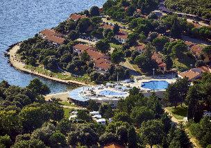 Hotel Ferienanlage Petalon Vrsar Kroatien (Foto)
