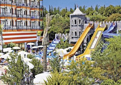 Hotel Grand Hotel Art Side Side-Colakli Türkei (Foto)