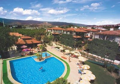 Hotel Titan Club Alanya-Kargicak Türkei (Foto)