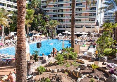 Hotel IFA Buenaventura Playa del Inglés Spanien (Foto)