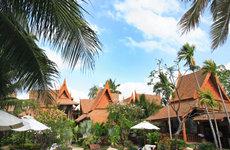 Hotel Thai House Beach Resort Lamai Beach Thailand (Foto)