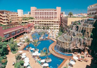 Hotel Jacaranda Costa Adeje Spanien (Foto)