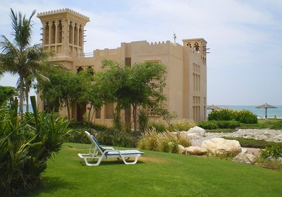 Hotel Al Hamra Fort managed by Hilton Ras al Khaimah Vereinigte Arabische Emirate (Foto)