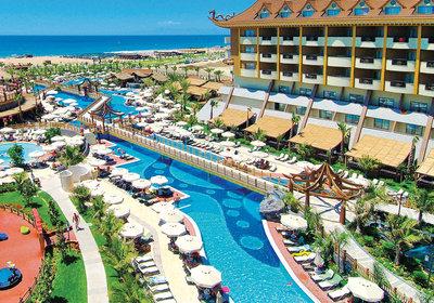 Hotel Royal Dragon Side Türkei (Foto)