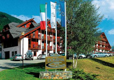 Hotel Domina Parco Dello Stelvio Cogolo di Pejo Italien (Foto)