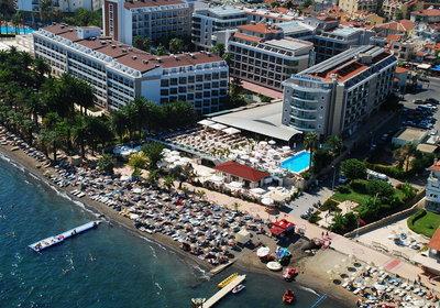 Hotel Pasa Beach Marmaris Türkei (Foto)