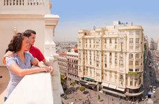 Hotel Senator Gran Via Madrid Spanien (Foto)