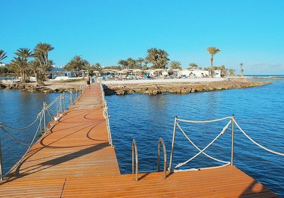 Hotel El Mouradi Djerba Menzel Aghir Tunesien (Foto)