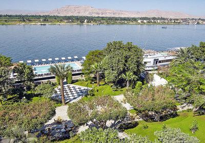 Hotel Iberotel Luxor Luxor Ägypten (Foto)