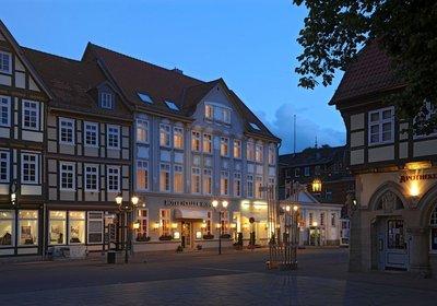Hotel Celler Hof Celle Deutschland (Foto)