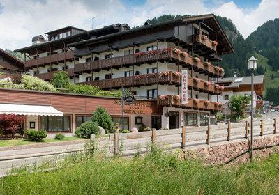 Hotel Antares Wolkenstein Italien (Foto)