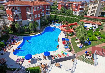 Hotel Hanay Suite Side Türkei (Foto)
