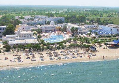 Hotel Eden Club Monastir Tunesien (Foto)