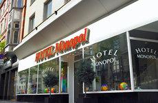 Hotel Monopol Düsseldorf Deutschland (Foto)