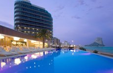 Hotel Gran Hotel Sol Y Mar-inkl. Mietwagen Calpe Spanien (Foto)
