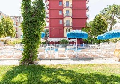 Hotel Frank Lido di Jesolo Italien (Foto)