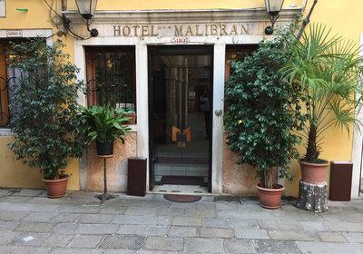 Hotel Al Malibran Venedig Italien (Foto)