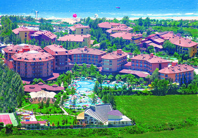 Hotel Stone Palace Side-Colakli Türkei (Foto)