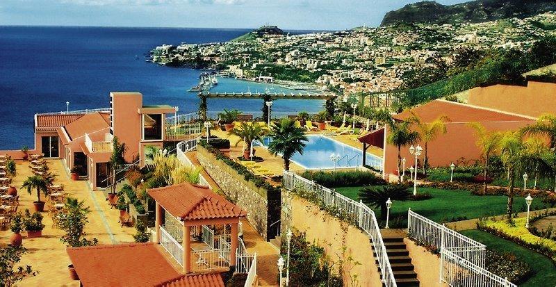 blumiger urlaub auf madeira 10 tage im 4 sterne hotel With katzennetz balkon mit hotel ocean gardens madeira