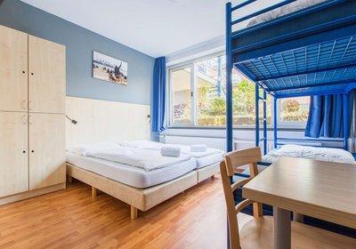 Hotel A Hamburg Deutschland (Foto)