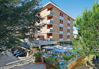 Hotel Continental Bibione Bibione Italien (Foto)