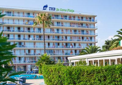Hotel Sa Coma Platja Sa Coma Spanien (Foto)
