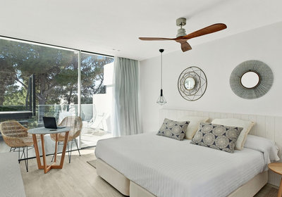 Hotel Paradise Beach Portinatx Spanien (Foto)