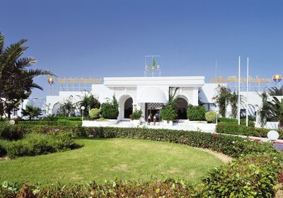 Hotel Sol Club El Kantaoui Port el Kantaoui Tunesien (Foto)