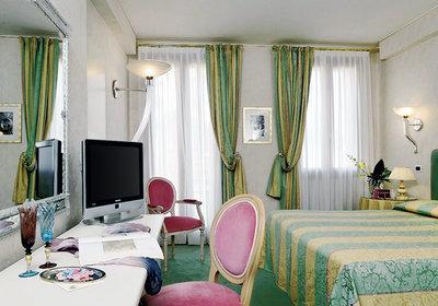 Hotel Principe Venedig Venedig Italien (Foto)