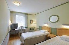 Hotel Scandic Bromma Stockholm Schweden (Foto)