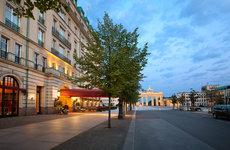 Hotel Kempinski Adlon Berlin Deutschland (Foto)