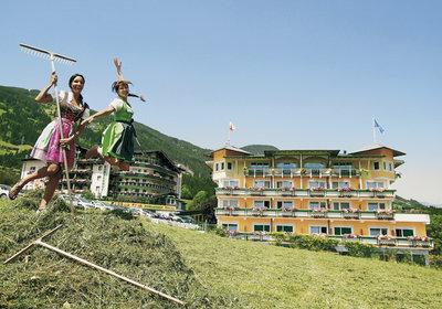 Hotel Kohlerhof Fügen Österreich (Foto)
