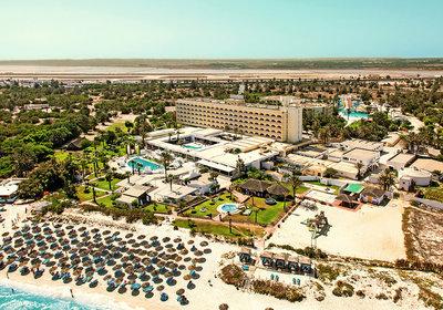 Hotel One Resort Monastir Skanes Tunesien (Foto)