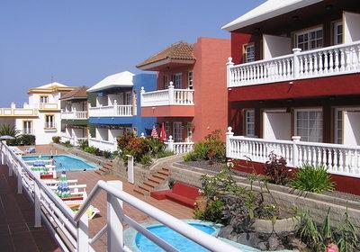Hotel El Roque & Monica Puerto Naos Spanien (Foto)