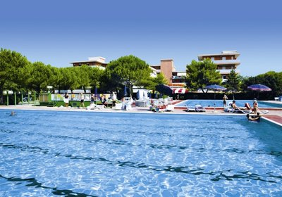 Hotel Valbella Bibione Italien (Foto)