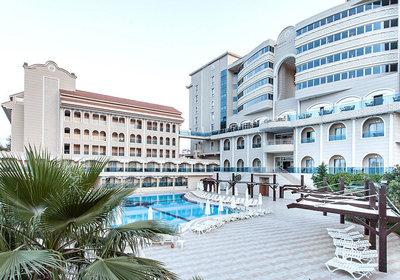 Hotel Sultan Of Side Side-Colakli Türkei (Foto)