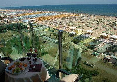 Hotel Regina Rimini Italien (Foto)
