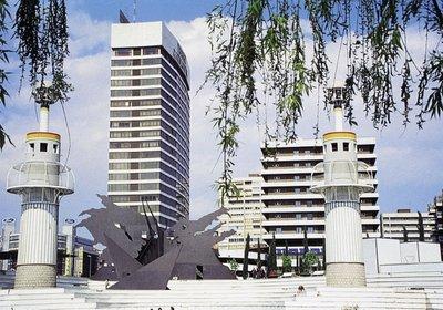 Hotel Expo Barcelona Spanien (Foto)