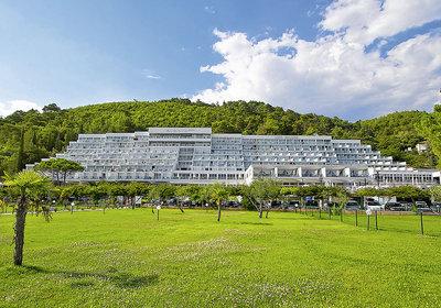 Hotel Mimosa Rabac Kroatien (Foto)