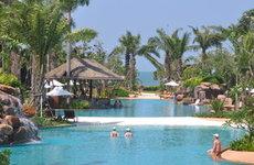 Hotel Ravindra Beach Resort Jomtien Thailand (Foto)