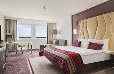 Hotel Hilton Vienna Danube Wien Österreich (Foto)