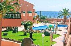 Hotel Tres Palmeras Playa de Valle Gran Rey Spanien (Foto)