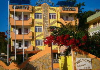 Hotel belt rk appart side kumk y t rkische riviera for Appart hotel karlsruhe