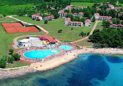 Hotel Ferienanlage Sol Polynesia Umag Kroatien (Foto)