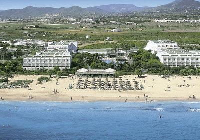 Hotel Fiesta Club Palm Beach Playa d'en Bossa Spanien (Foto)