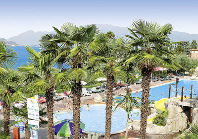 Hotel Hotel Bella San Felice del Benaco Italien (Foto)