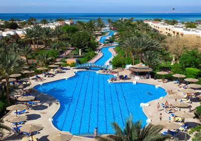 Hotel Calimera Hurghada Hurghada Ägypten (Foto)